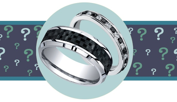 perfect diamond wedding ring