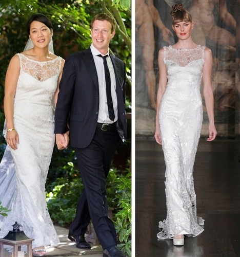 Mark Zuckerberg Gets Hitched