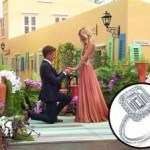 Diamond Engagement Ring Makes 'The Bachelorette' History