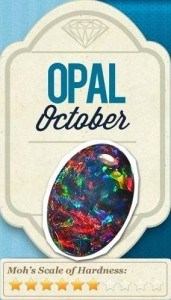 Opal, The October Birthstone