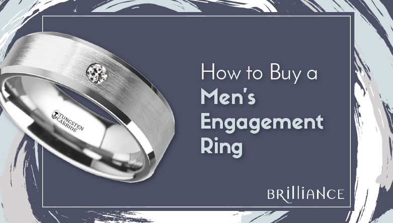 Buy a Men's Engagement Ring