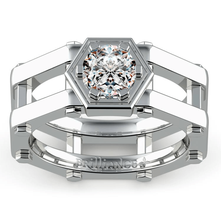 Daedalus Solitaire Mangagement™ Ring