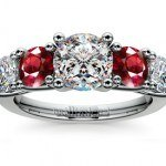 Adding Sentiment to Your Engagement Ring with Birthstones