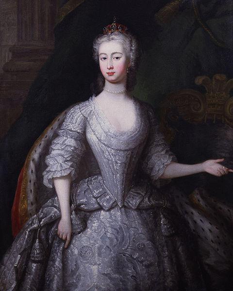 Augusta of Saxe Gotha