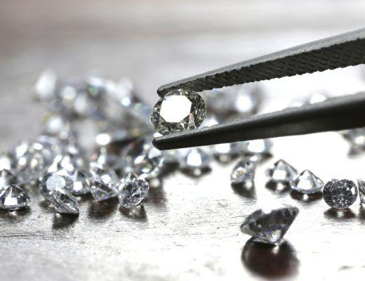 Diamond, the April birthstone