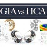 HCA (Holloway Cut Advisor) vs. GIA Cut Grade