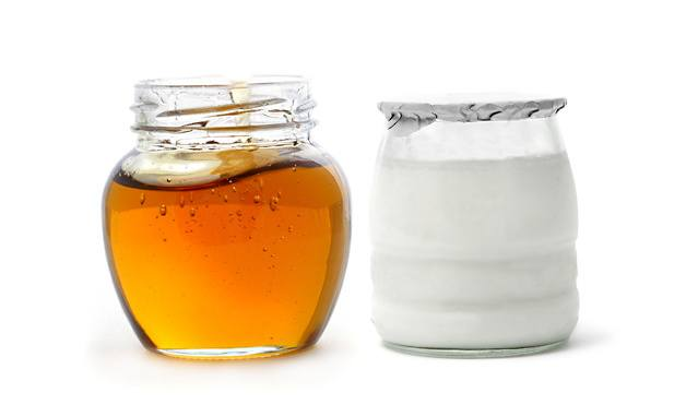 Honey and Yogurt, India