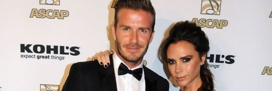 Posh Spice & David Beckham