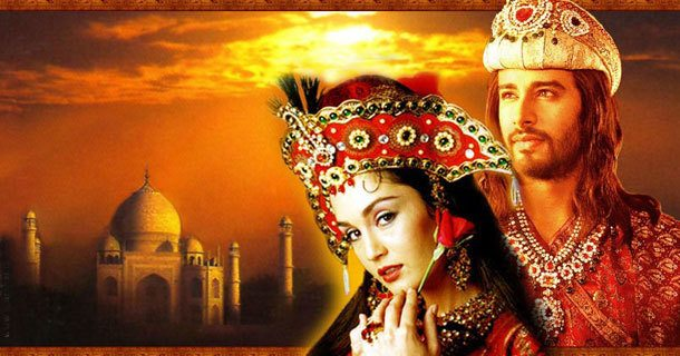Image result for historical lovers in india