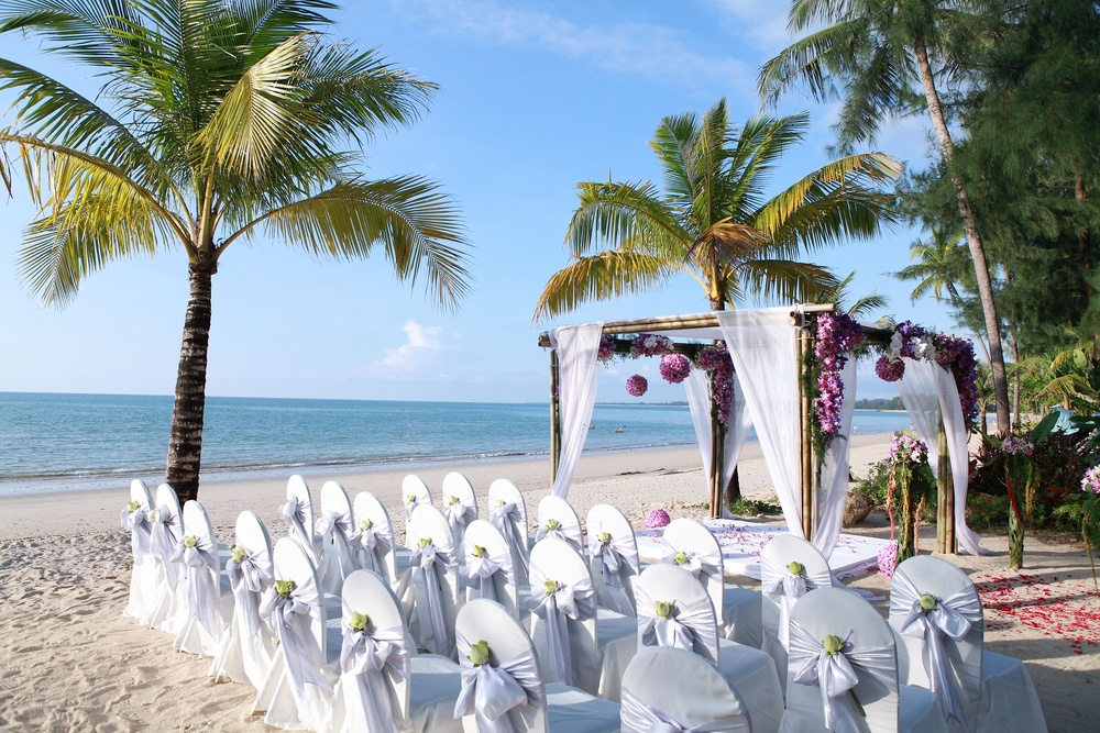 romantic destination wedding places