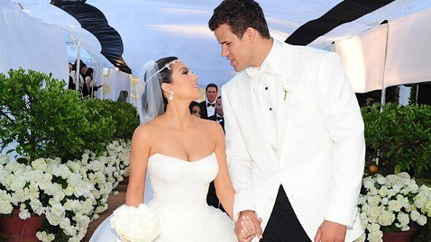 Kim Kardashian-Kris Humphries wedding