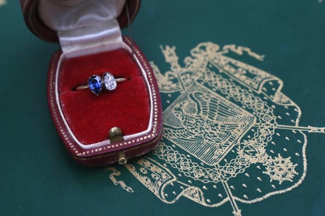napoleon josephine engagement ring