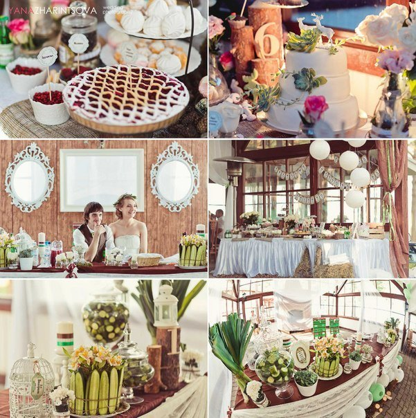 Wedding theme