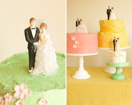 Creative Cake Toppers