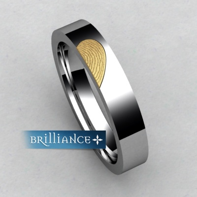 right side Brilliance ring