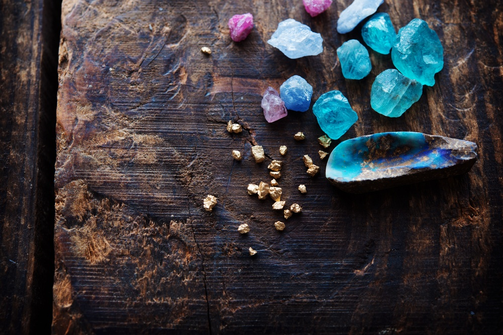 Turquoise, the December Birthstone