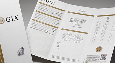 New GIA Diamond Report