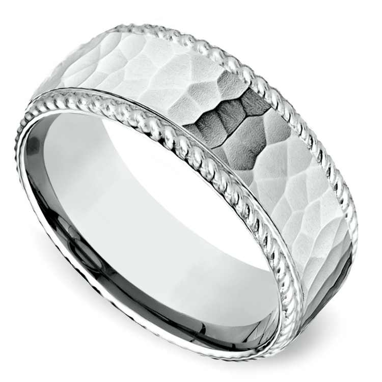 Split Shank Diamond Wrap Ring