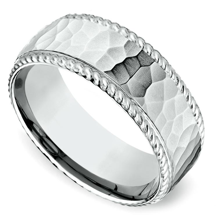 Split Shank Diamond Wrap Ring