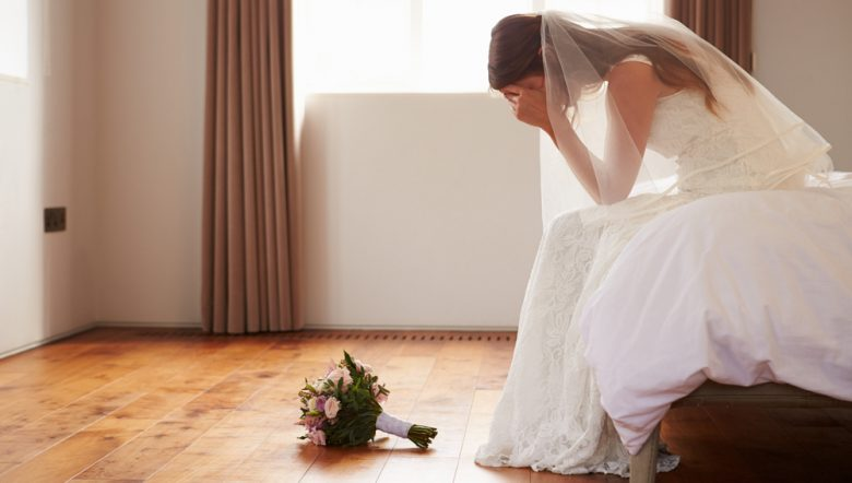 5 common wedding mistakes