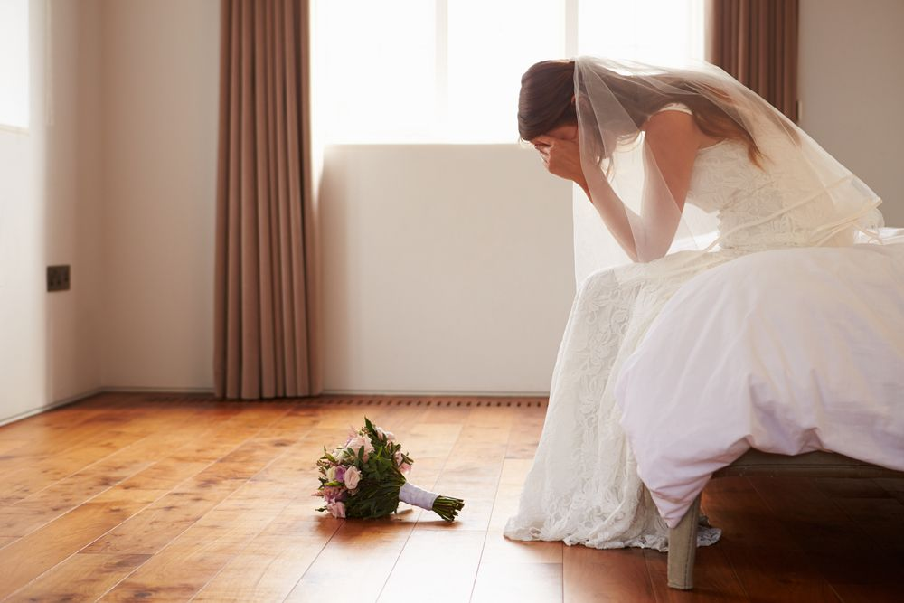 Common Wedding Mistakes