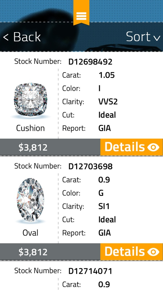 Diamond Finder app image 3