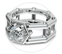 Daedalus Mangagement Ring by Brilliance