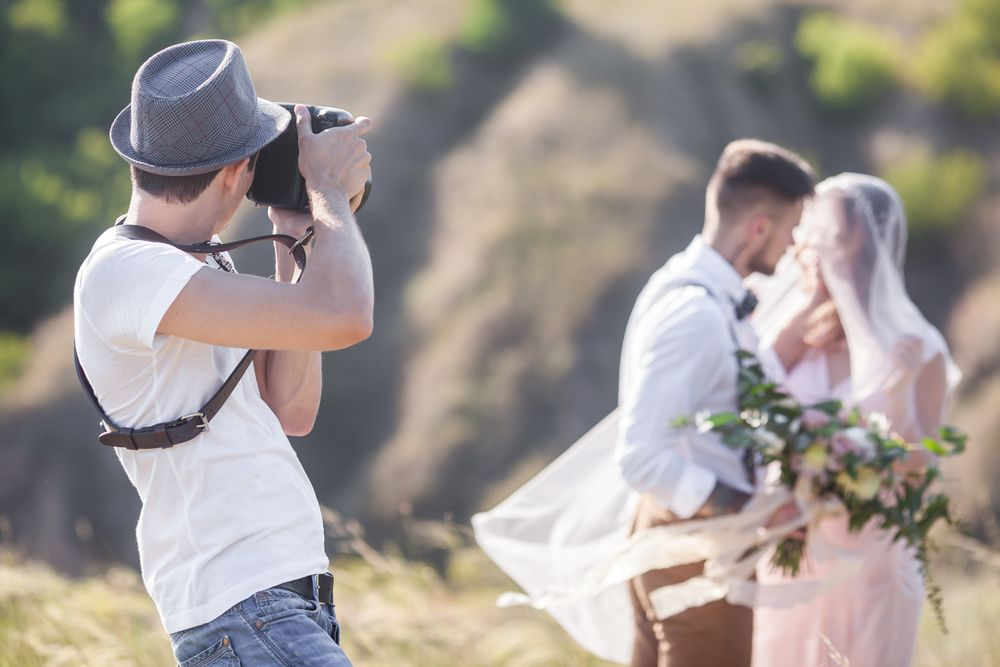 perfect wedding photographer