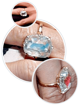 Celebrity Engagement Rings: Jennifer Aniston