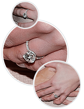 celebrity engagement rings britney spears