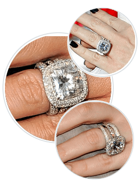 Khloe Kardashian's Engagement Ring From Lamar Odom