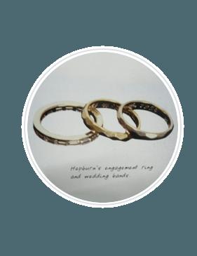 Audrey Hepburn's Engagement Ring