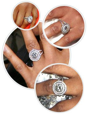Jennifer Hudson's Engagement Ring