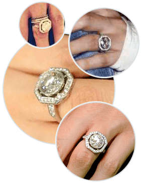 Nicole Richie's Engagement Ring