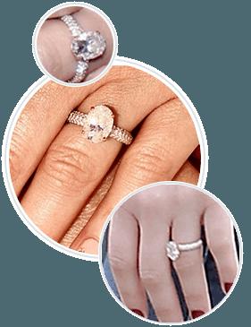 Whitney Port Engagement Ring