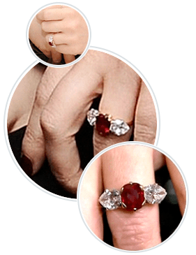 Jessica Simpson's Engagement Ring