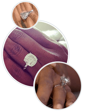 Gabrielle Union's engagement ring