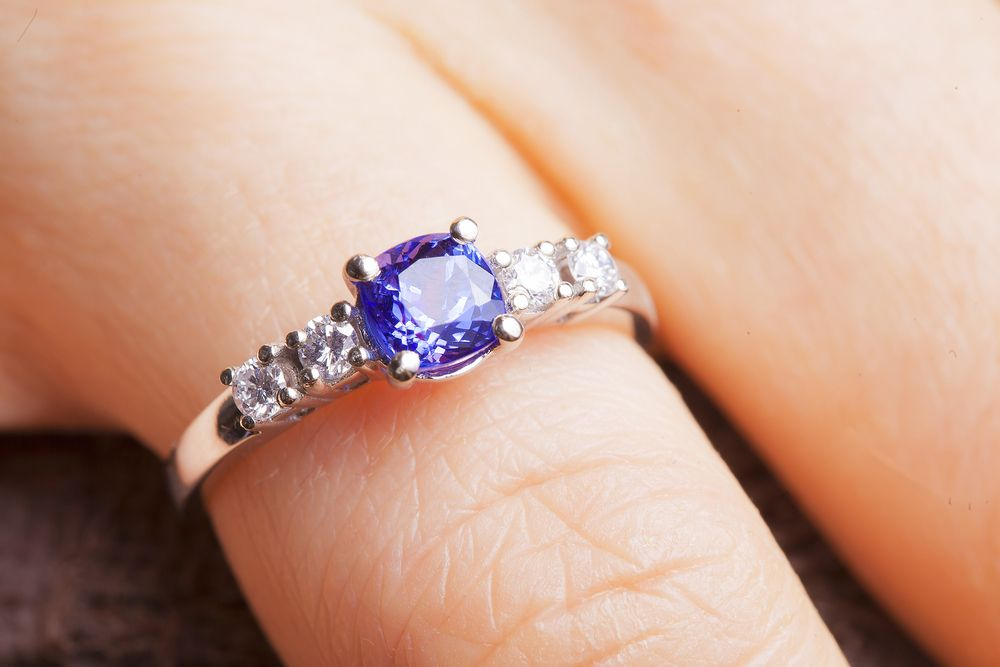 ring engagement and vintage rings brides gem era antique diamond eragem sapphire from chic