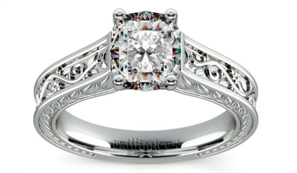antique style engagement rings - Antique Style Wedding Rings