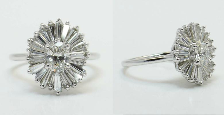 custom-made-engagement-rings-flower