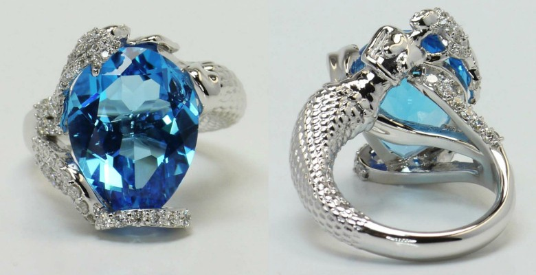custom-made-engagement-rings-mermaid