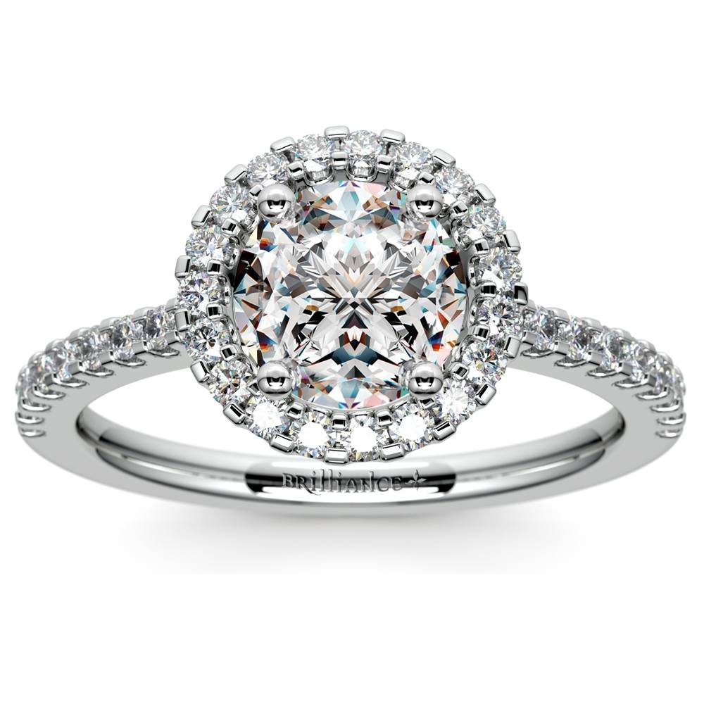 is bigger better the debate on big engagement rings