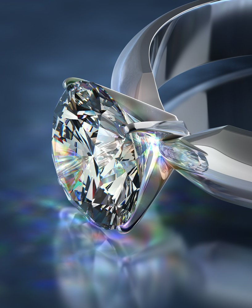 how fluorescence is hazy diamonds diamond important