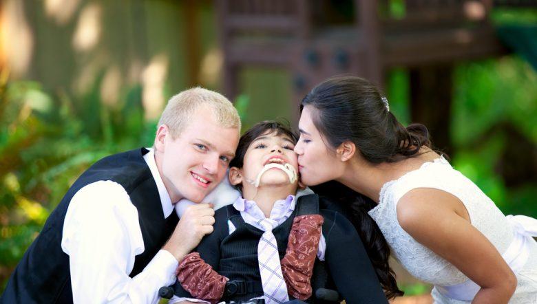 special needs wedding