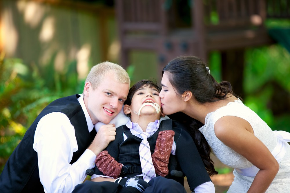 Special Needs Wedding
