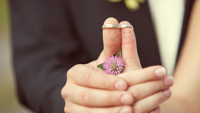 how to get designer wedding rings to match your wedding theme