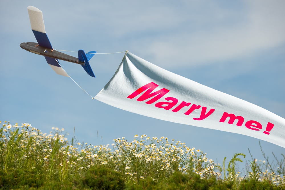Unique Wedding Proposal