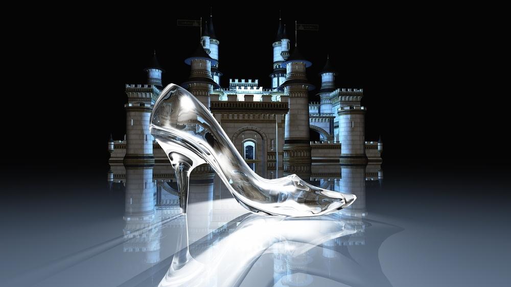 Cinderella Ring Collection
