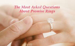 Ring where a promise wear should you On Which