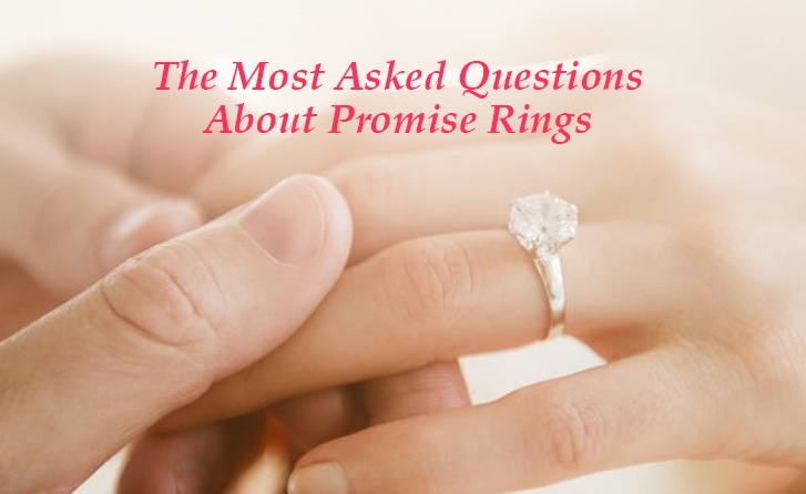 When should i give my girlfriend a promise ring